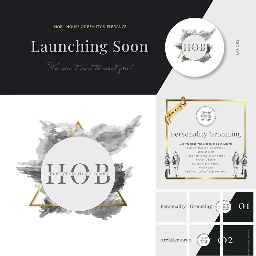 HOB House of Beauty & Elegance - Portfolio   Cerostech